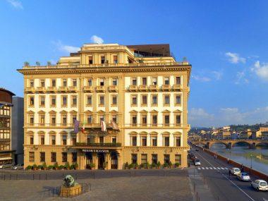 Hotel Westin Excelsior Florence, Toscane