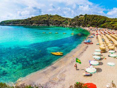 Strandvakantie aan de Toscaanse kust