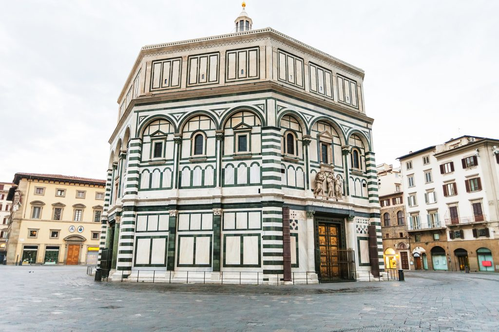 Baptisterium San Giovanni