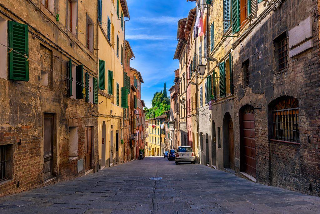 Centro storico Siena