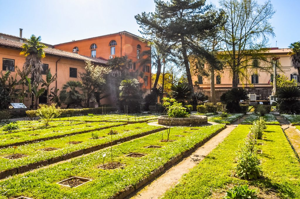 Pisa Botanische Tuin