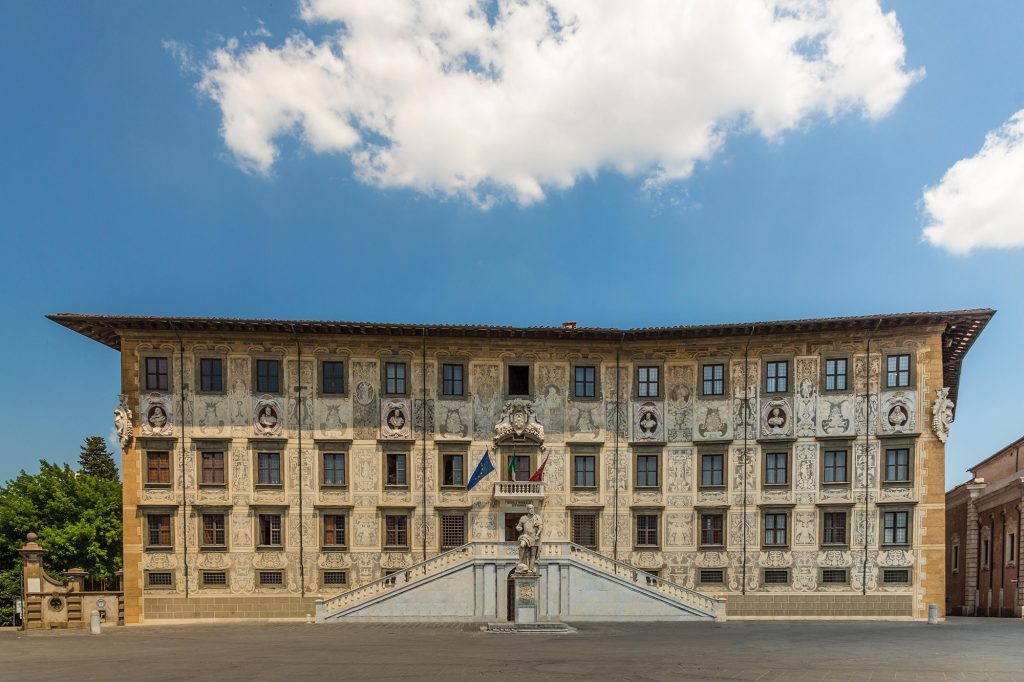 Palazzo della caravona