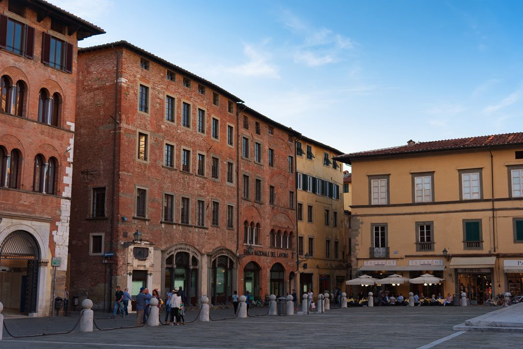 Piazza San Michele in Lucca