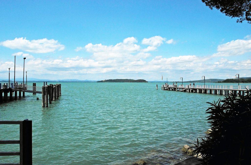 Lago Trasimeno, Cortona