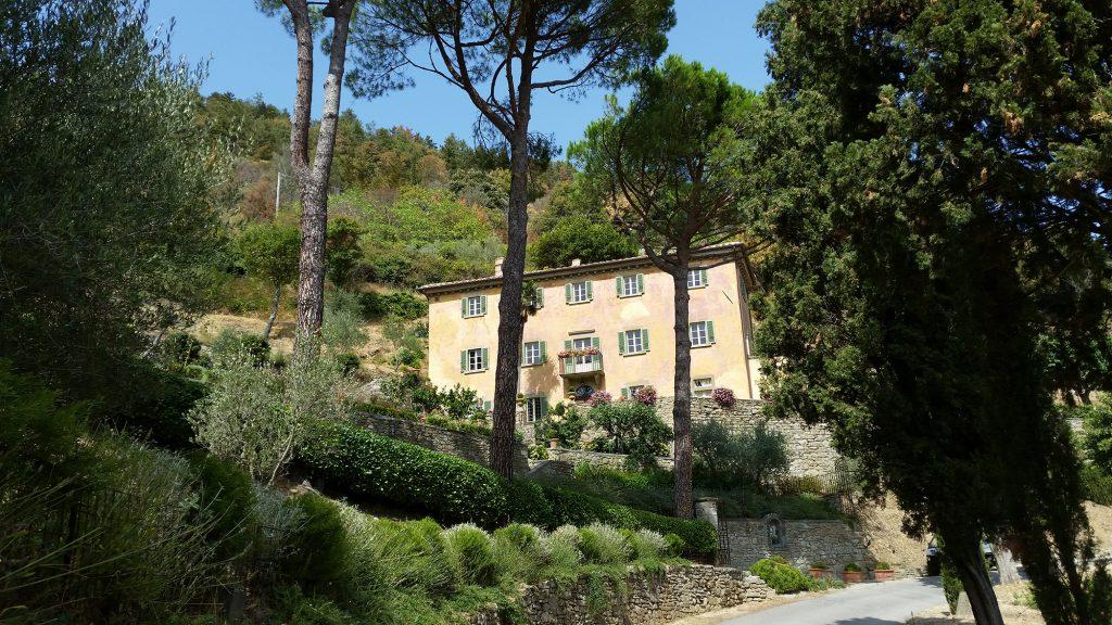 Villa Bramasole, Cortona