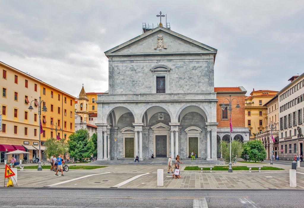 Kathedraal, Livorno