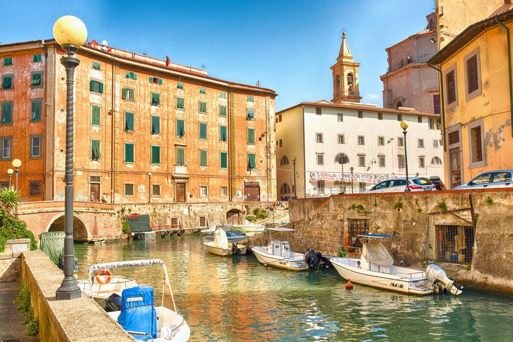 Venezia, Livorno