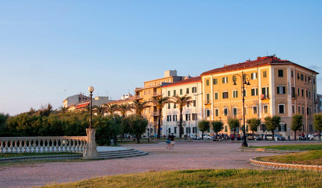 Viale Italia, Livorno