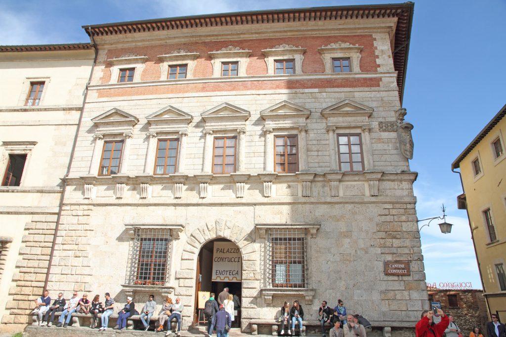 Palazzo Contucci, Montepulciano