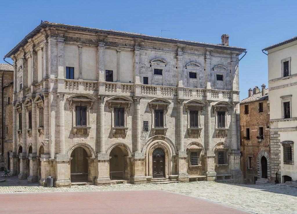 Palazzo Nobili Tarugi, Montepulciano
