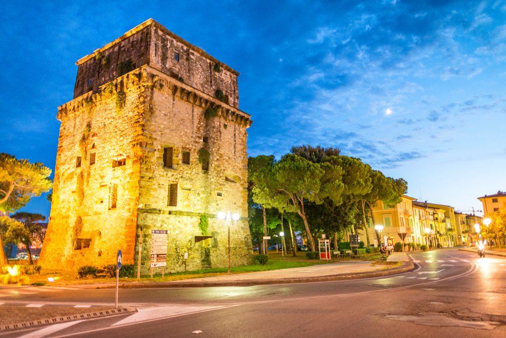 Torre Matilda, Viareggio