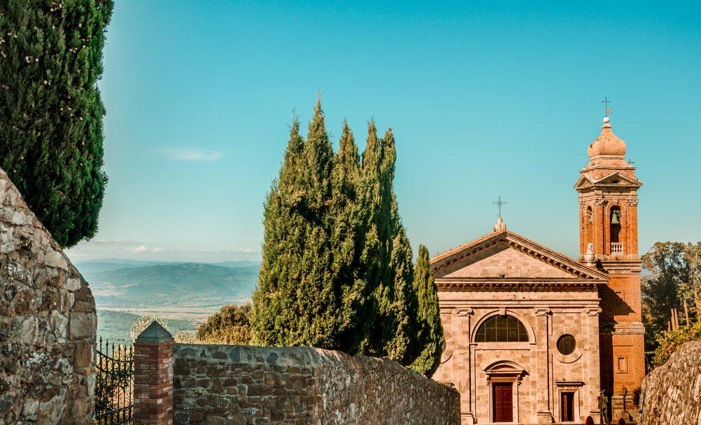 Chiesa della Madonna del Soccorso, Montalcino