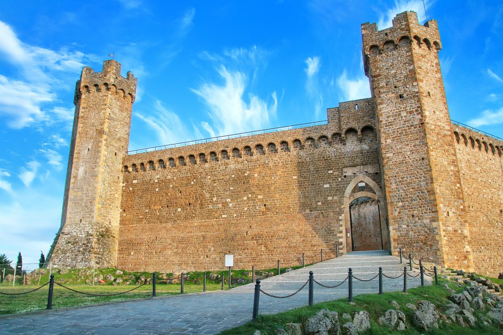 Fort in Montalcino