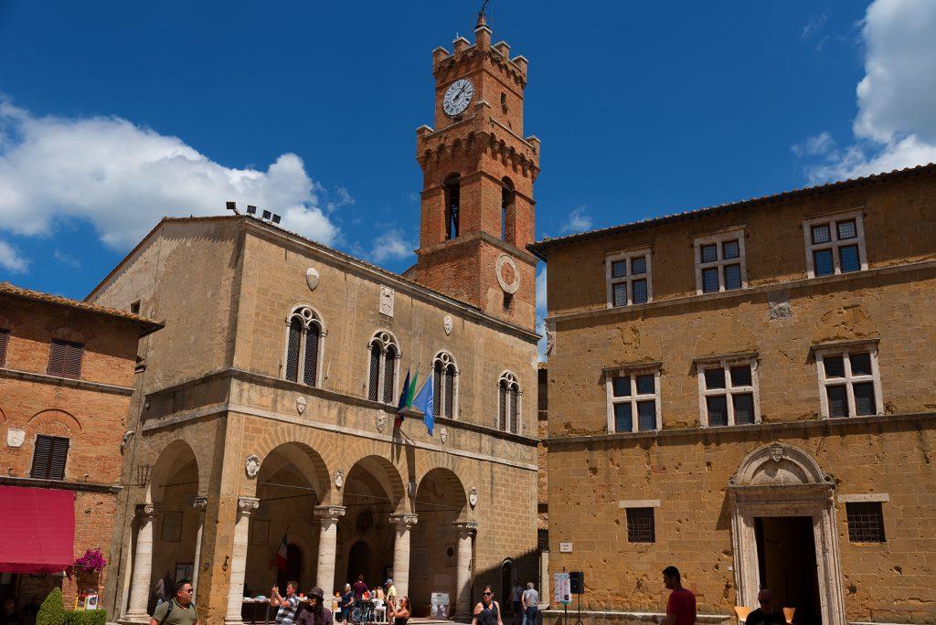Palazzo Pubblico, Pienza