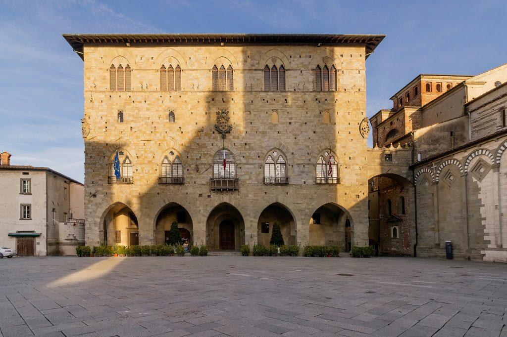 Palazzo Comunale, Pistoia