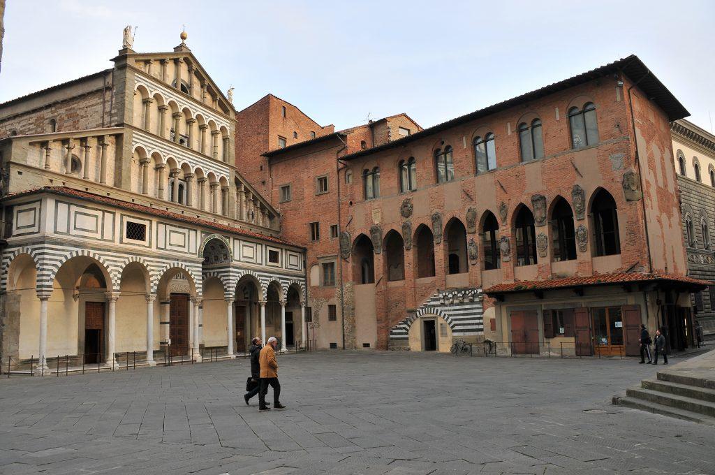 Palzzo dei Vescovi, Pistoia