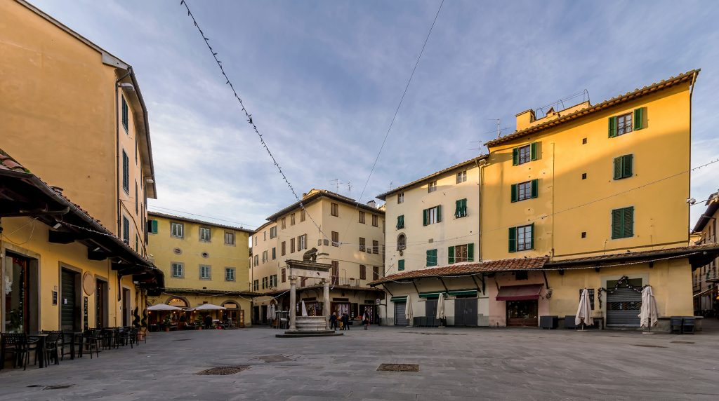 Piazza della Sala, Pistoia
