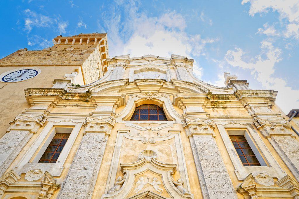 Kathedraal van Pitigliano