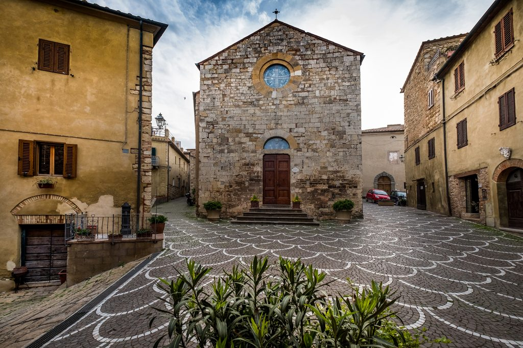 De Pieve di Sant'Ilario kerk