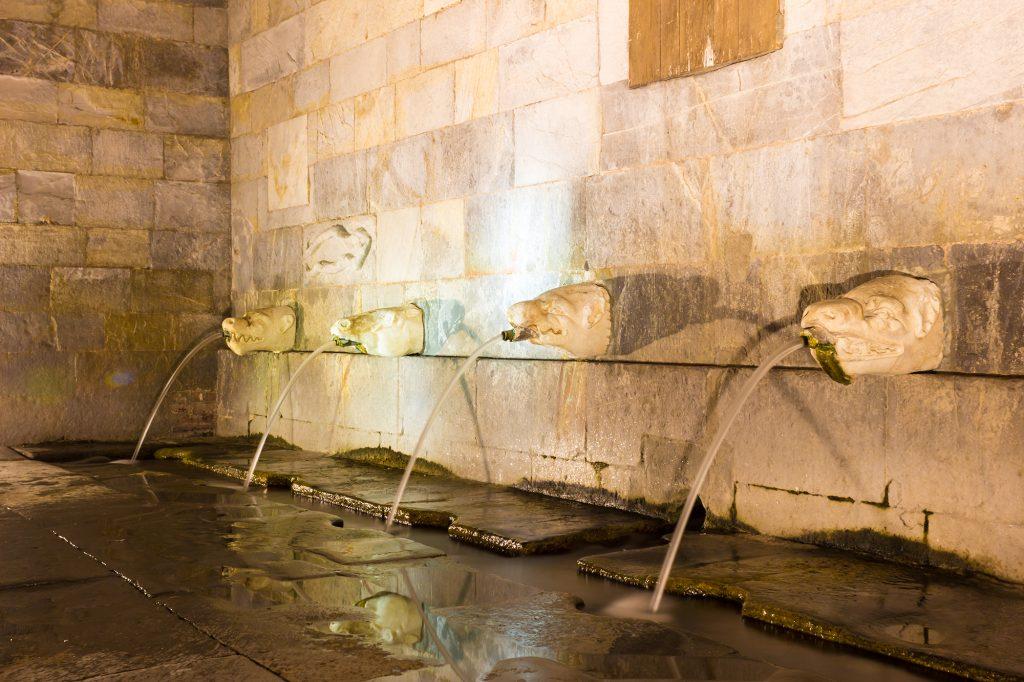 Fonti di Marina in Piombino